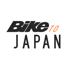 Bike to Japan